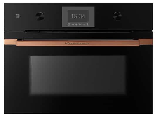 Produktabbildung Küppersbusch CBM 6350.0 SE8 K-Series. 3 Compact Backofen mit Mikrowelle Schwarz/Hot Chili