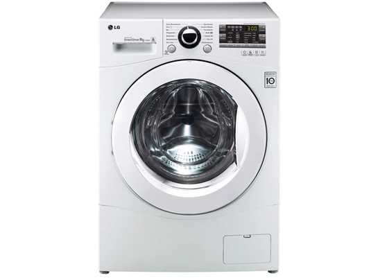 LG F 14A8 TDA1 Waschmaschine Weiß