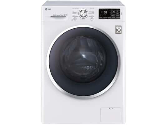 LG F 14U2 QCN2H Waschmaschine Weiß