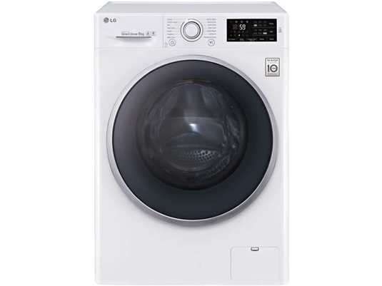 LG F 14U2 VDN1H Waschmaschine Weiß