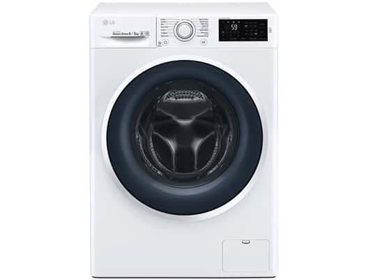 LG F 14WD 85EN0 Waschtrockner Weiß