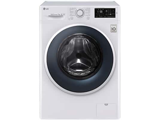 LG F 14WM 7EN0 Waschmaschine Weiß