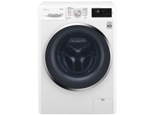 LG F 14WM 8P5KG Waschmaschine Weiß