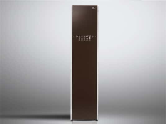 Produktabbildung Dampfschrank LG Styler S3RERB Espresso