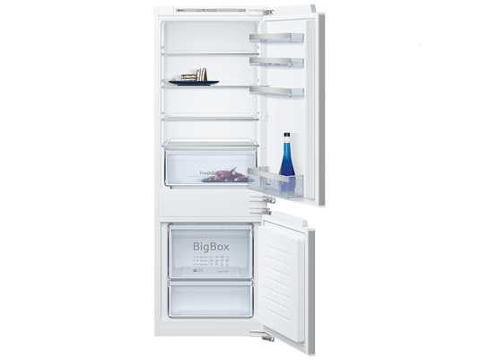 Produktabbildung KG615A2 Einbau-Kühl-Gefrierkombination