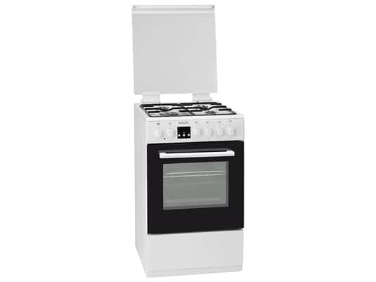 Produktabbildung Oranier F 2557 - 2557 15 Gas Kombi Standherd Weiß