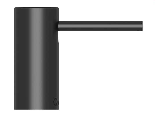 QUOOKER Nordic Seifenspender BLK (schwarz) / 55 mm