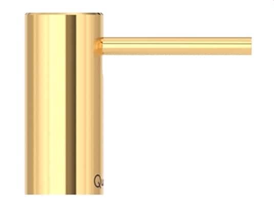 QUOOKER Nordic Seifenspender GLD (gold) / 55 mm