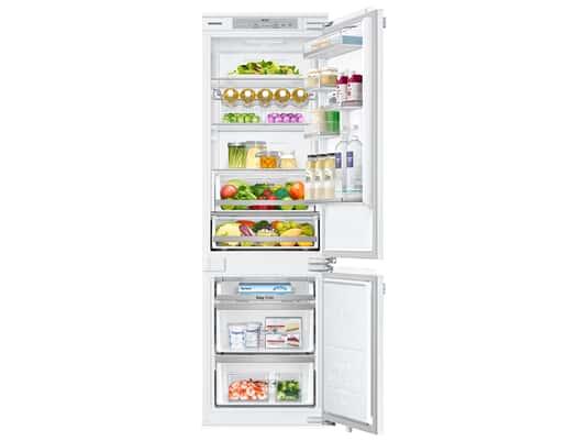 Produktabbildung Samsung BRB260130WW/EF Einbau-Kühl-Gefrierkombination