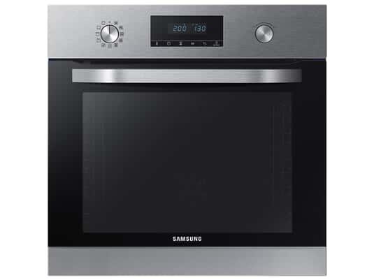 Produktabbildung Samsung NV70K3370BS/EG Pyrolyse Backofen Edelstahl