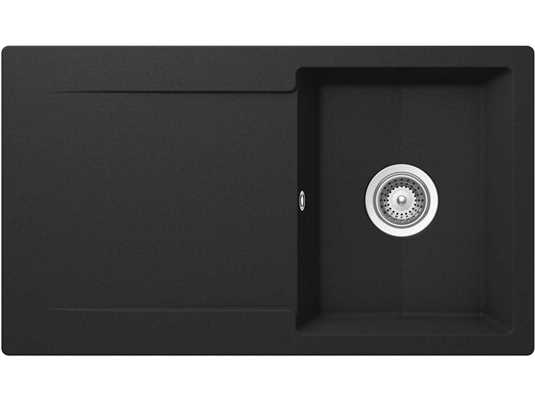 Schock Epure D-100 A Onyx - EPUD100AGON Granitspüle