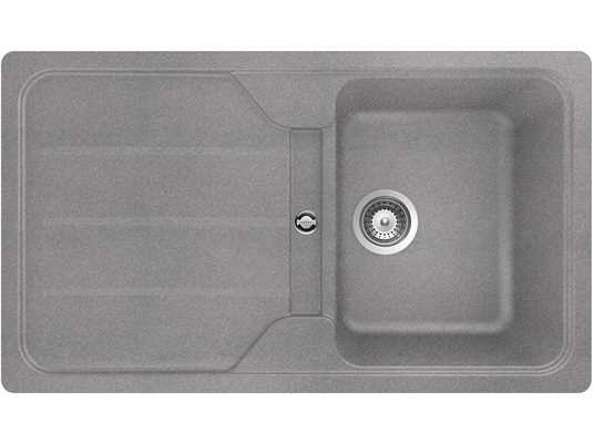 Schock Formhaus D-100 Croma Granitspüle