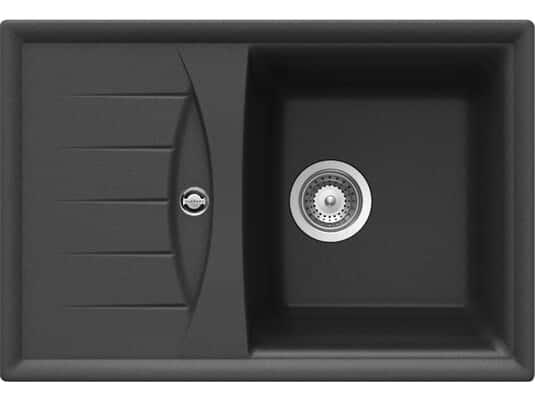 Schock Genius D-100 S A Onyx Granitspüle