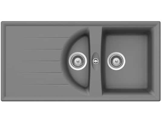 Schock Genius D-150 A - GEND150AGCR Croma Granitspüle