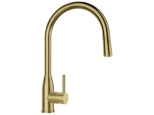 Produktabbildung Schock Kavus White Gold - 559120WGO Hochdruckarmatur