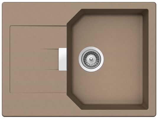 Produktabbildung Schock Manhattan D-100S A Cascada - MAND100SACSC Granitspüle