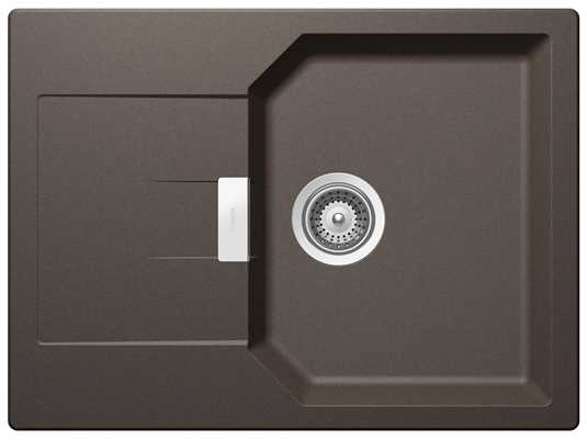 Produktabbidung Schock Manhattan D-100S A Inca - MAND100SAINC Granitspüle