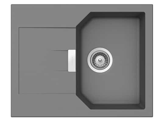 Produktabbildung Schock Manhattan D-100XS A Croma - MAND100XSAGCR Granitspüle