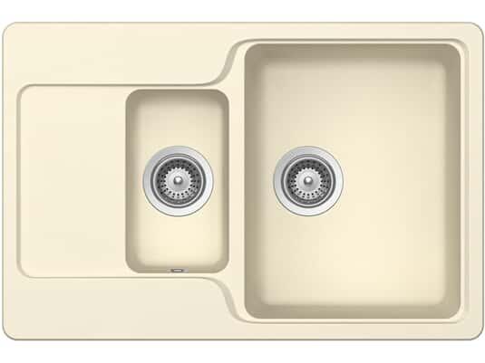 Produktabbildung Schock Manhattan D-150 A Crema Granit-Spüle
