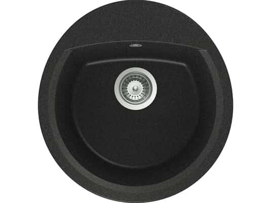 Schock Manhattan R-100 A Onyx Granitspüle