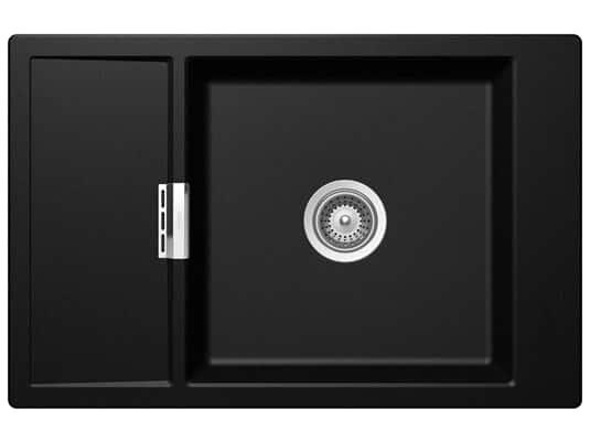 Produktabbildung Schock Mono D-100XS A Magma - MOND100XSAMAG Granitspüle