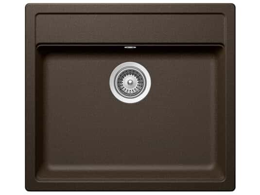 Produktabbildung Schock Mono N-100 U Bronze - MONN100UBRO Granitspüle