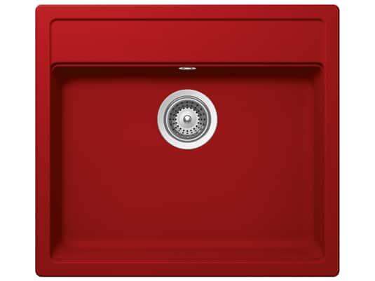 Produktabbildung Schock Mono N-100 A Rouge - MONN100AROU Granitspüle