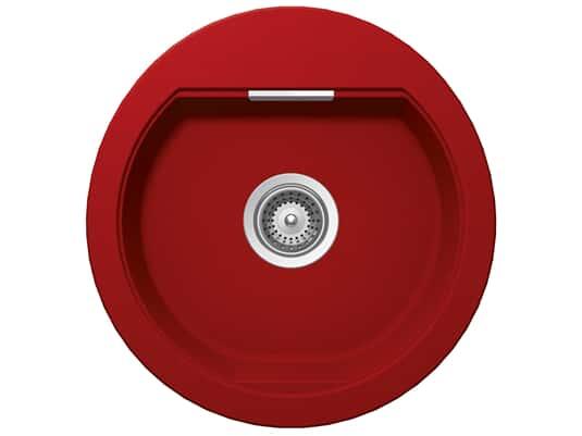 Produktabbildung Schock Mono R-100 A Rouge - MONR100AROU Granitspüle