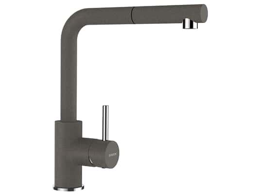 Produktabbildung Schock Napos Asphalt - 539120GAS Hochdruckarmatur