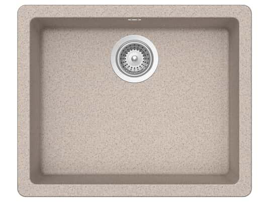 Produktabbildung Schock Quadro N-100 A Terra Granit-Spüle