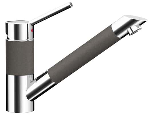 Produktabbildung Schock SC-200 Silverstone - 592121SIL Hochdruckarmatur