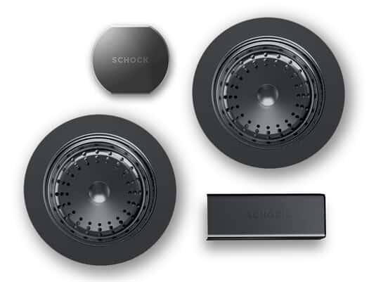 Produktabbildung Schock Schock 629618GUM - Sichtteile Gunmetal
