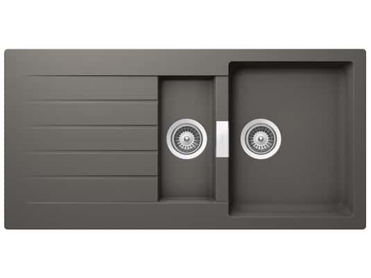 Produktabbildung Schock Signus D-150 A Silverstone - SIGD150ASIL Granitspüle