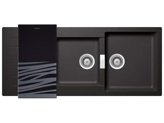 Produktabbildung Schock Signus D-200 A Stone - SIGD200ASTO Granitspüle