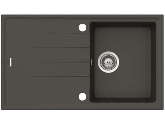 Produktabbildung Schock Superb D-100 S Asphalt Granitspüle