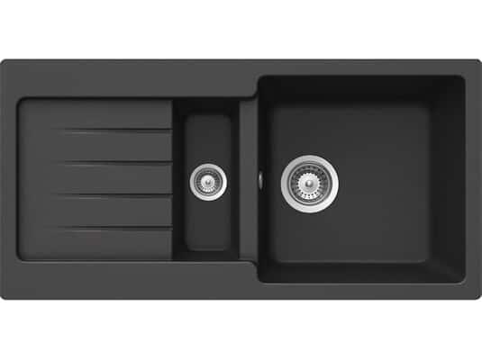Schock Typos D-150 S A Onyx - TYPD150SAGON Granitspüle