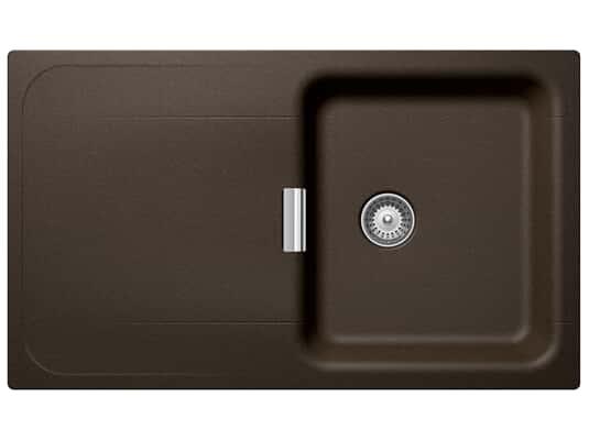 Produktabbildung Schock Wembley D-100 A Bronze - WEMD150ABRO Granitspüle