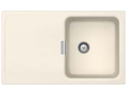 Produktabbildung Schock Wembley D-100 A Magnolia - WEMD100AMGL Granitspüle
