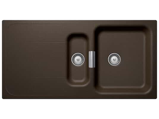 Produktabbildung Schock Wembley D-150 A Bronze - WEMD150ABRO Granitspüle