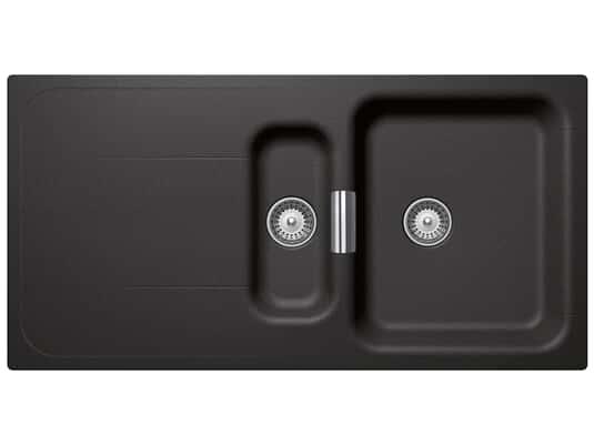 Produktabbildung Schock Wembley D-150 A Stone - WEMD150ASTO Granitspüle
