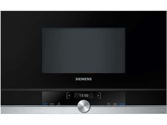 Siemens BF634LGS1 Einbau-Mikrowelle Edelstahl