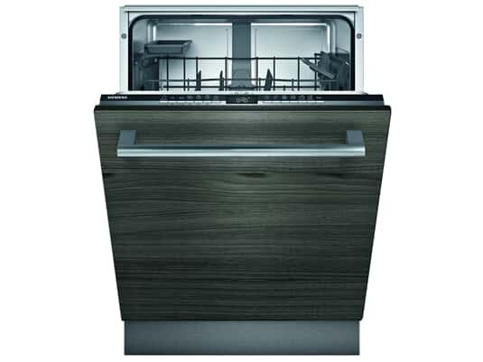 Siemens SX63HX60AE Vollintegrierbarer Einbaugeschirrspüler