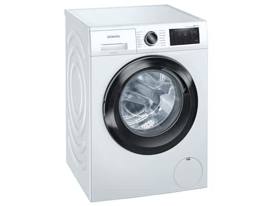 Siemens WM14URFCB Waschmaschine Weiß