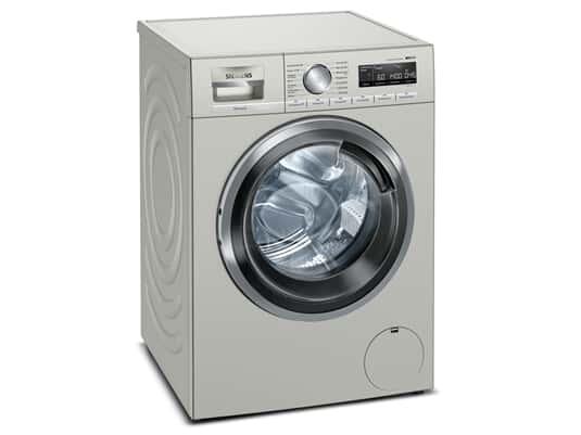 Siemens WM14VMS2 Waschmaschine Silber-Inox