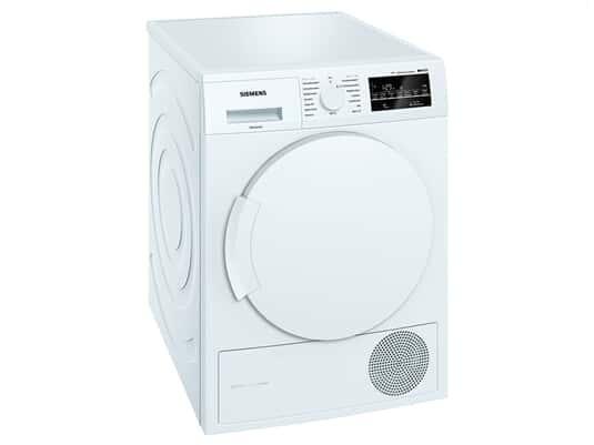 Siemens WT45W463 Trockner Weiß