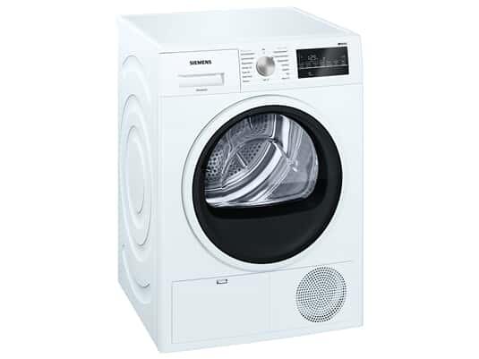 Siemens WT46G401 Trockner Weiß