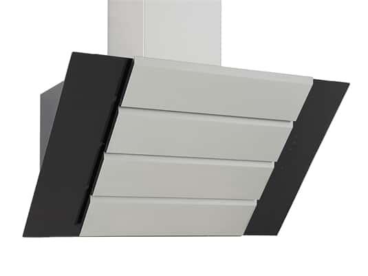 Produktabbildung Silverline Astra ASW 853 S Kopffreihaube Edelstahl/Schwarzglas