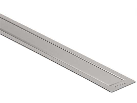 Produktabbildung Silverline Integra Intern Premium INIT 614 E Tischhaube Edelstahl