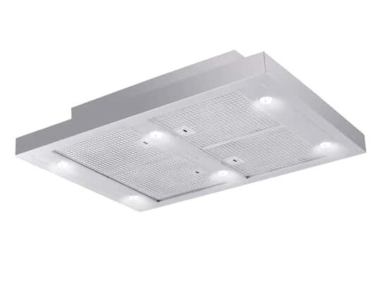 Produktabblidung Silverline Vega AC VGUD 124.1 E Deckenhaube Edelstahl