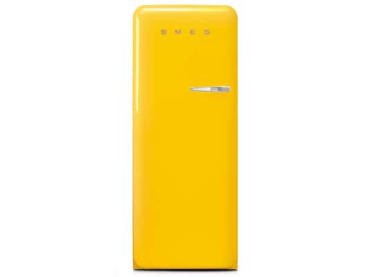 Produktabbildung Smeg FAB28LYW3 Standkühlschrank Gelb